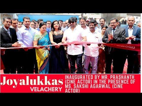 Joyalukkas Showroom launch in Velachery