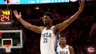 Is Joel Embiid the most entertaining player in the NBA? | ESPN