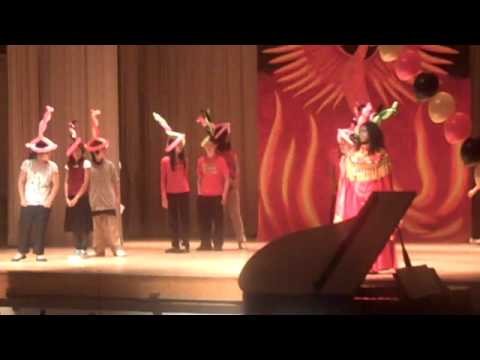 East West School of International Studies Cultural Night