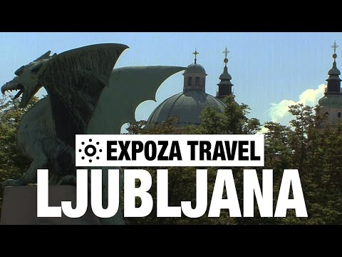 Ljubljana (Slovenia) Vacation Travel Video Guide