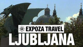 Ljubljana (Slovenia) Vacation Travel Video Guide