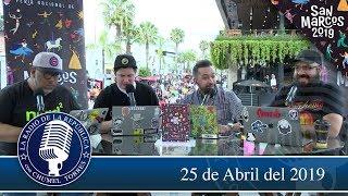 ¡En vivo desde la Feria de San Marcos! - La Radio de la República