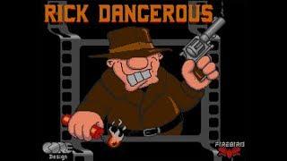Rick dangerous [amiga]