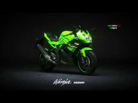 2019 Kawasaki Ninja 125 On Review Youtube