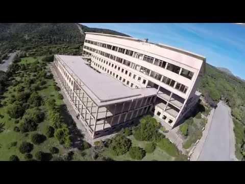 La Colonia di Funtanazza vista da un drone - Intracor Drone Gopro Sardegna