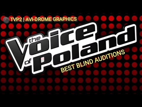BEST BLIND AUDITIONS OF THE VOICE POLAND  THE VOICE MASTERPIECE