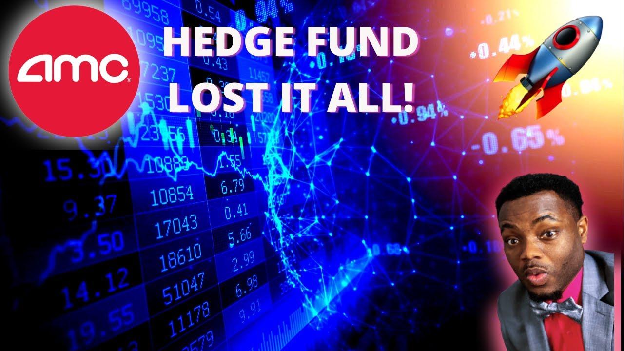 AMC Stock - Hedge Fund JUST BLEW IT!!