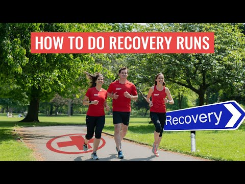 What Are Recovery Runs?
