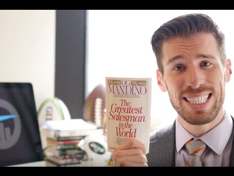 Greatest Salesman In The World by Og Mandino (Book Review)
