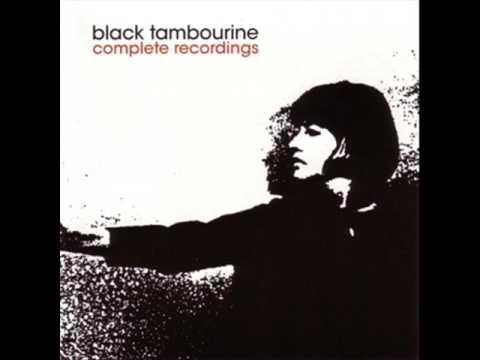 Black tambourine - Black car