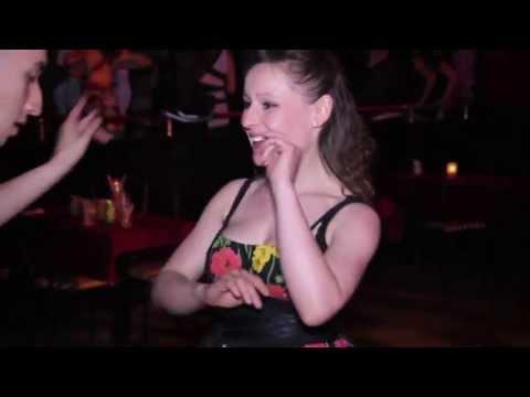 Sefiane et Marine - Baila Productions Congrès de Danses Latines Québec 2013