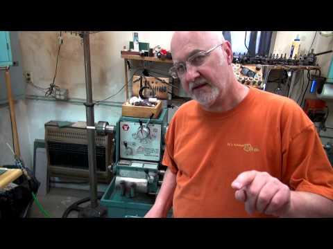 hqdefault Woodturning 600 Pound Maple Speaker Cone Part 1