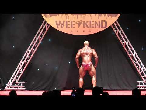 Bigman Weekend Show Pro mens open class - complete competition Benidorm 2018
