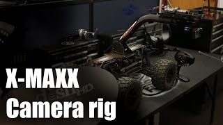 MESArc - X-MAXX Camera Rig Test
