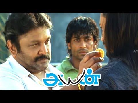 Ayan | Ayan Full Tamil Movie Scenes | Prabhu & Surya Argues With Akashdeep Saighal | Prabhu Dies