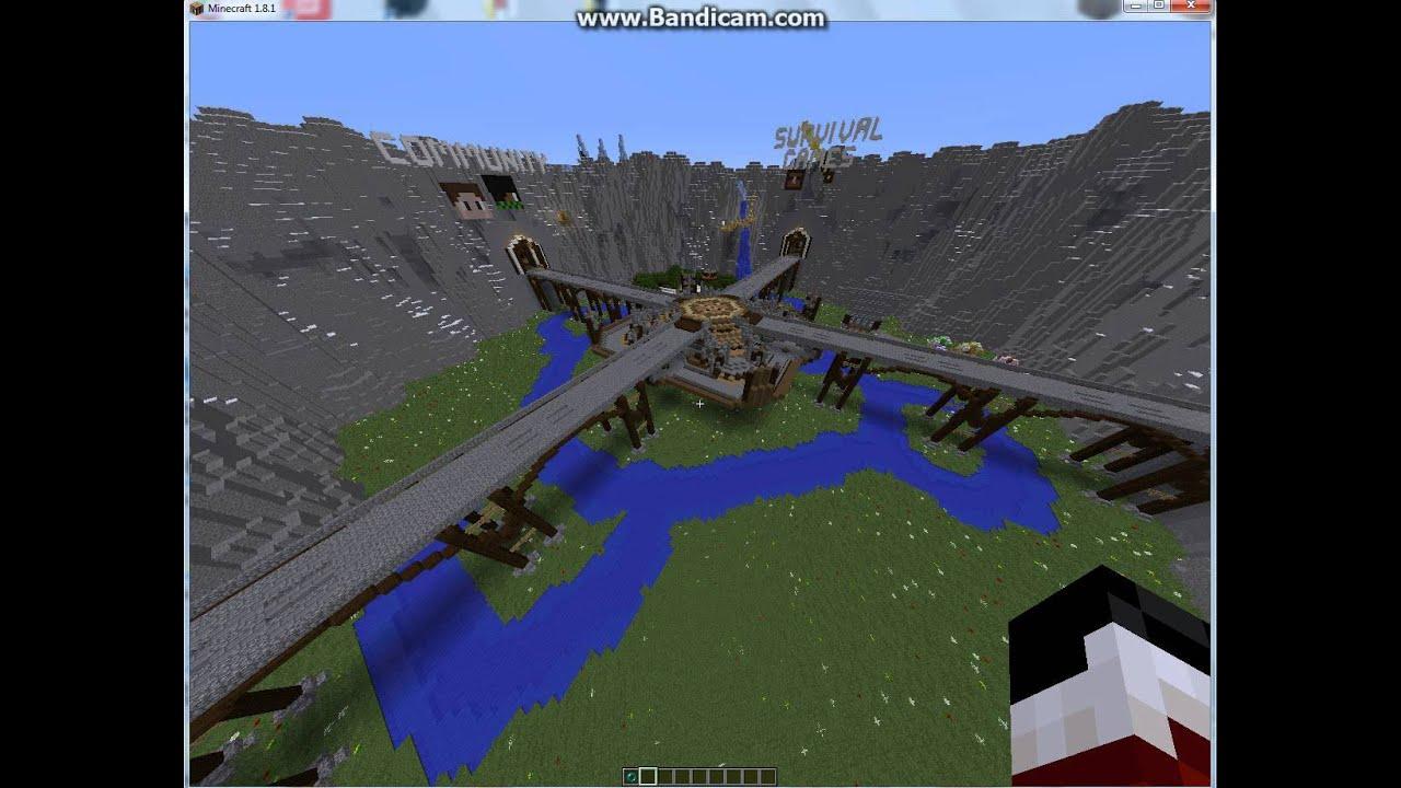 Neuer Minecraft Server