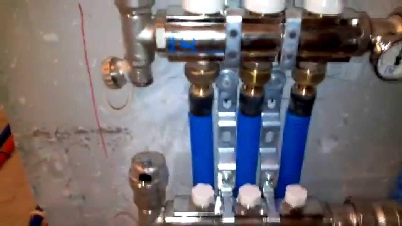 Отопление сшитый полиэтилен своими руками фото 414