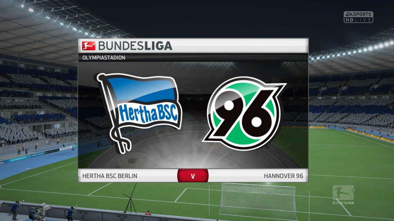 Hertha Vs Hannover