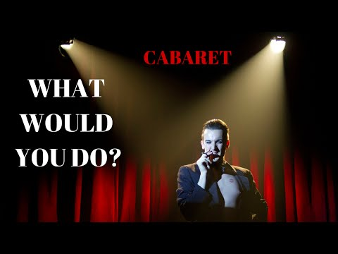 CABARET Summary and Analysis