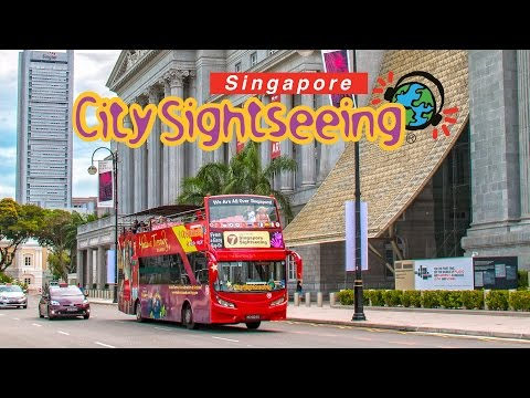 CitySightseeing Singapore - Top Attractions not to be missed!