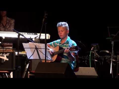 Muziekschool De Piano- Bram van der Bruggen Zomerconcert 2010