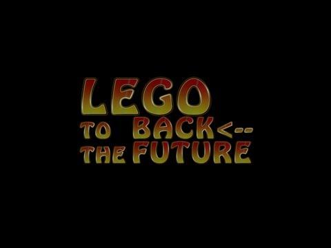 Ayaron Acquires: Building Lego Back To The Future DeLorean