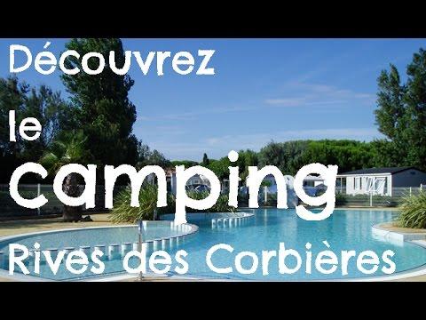 Découvrez le Camping Rives des Corbières à Leucate Méditerranée ...