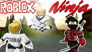 ROBLOX - NINJA TRAINING AND THE TROLL MASTER