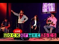 Download Stunning Live Performance I Rock Of the Ages I Unplugged Acoustic Concert