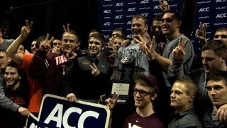 Virginia Tech Claims 2014 ACC Wrestling Championship