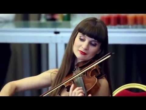 Трио Violin Group DOLLS на Violin Memory Forum Russia 2014