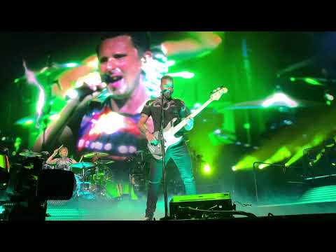 Muse - Thought Contagion (Live at Budapest 2019)
