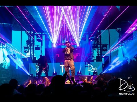 TIP, aka TI, Brings the Party to Drai's Nightclub Las Vegas