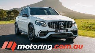 2018 Mercedes-AMG GLC 63 S Review   motoring.com.au