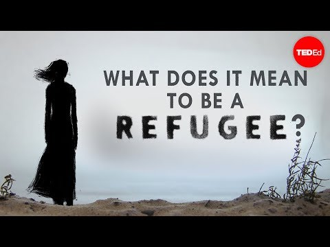 Video image: What does it mean to be a refugee? - Benedetta Berti and Evelien Borgman