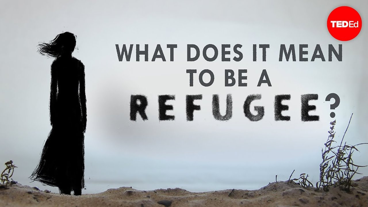what does it mean to be a refugee benedetta berti and evelien