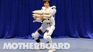 A Robotic Exoskeleton