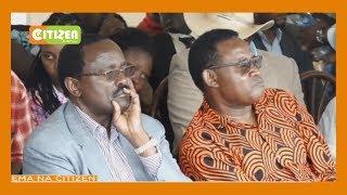 Viongozi wa Ukambani wawatetea maskuota wanaoishi katika ardhi ya Protland Cement