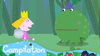 Ben and Holly's Little Kingdom | The Frog Prince | Triple Episode #24 thumbnail