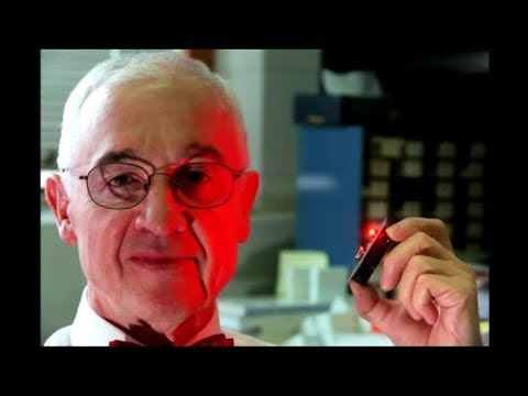 Nick Holonyak, Jr. - Wins award for the light-emitting diode (LED)