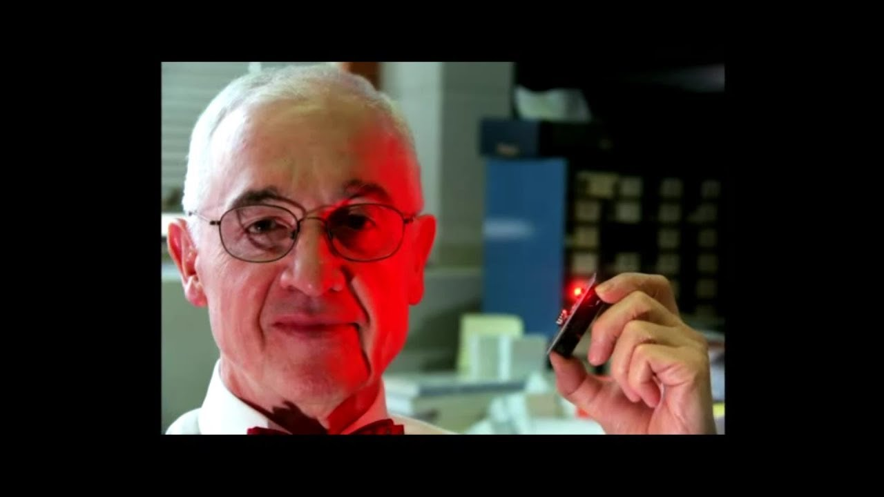Nick Holonyak Jr Wins Award For The Light Emitting Diode Led Invention History Of