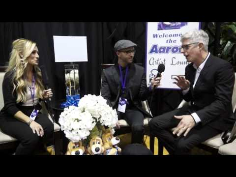 Matt maher doveawards 2015 back stage youtube for 94 fm the fish
