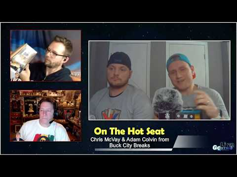 Hot Seat Interview With Buck City Breaks