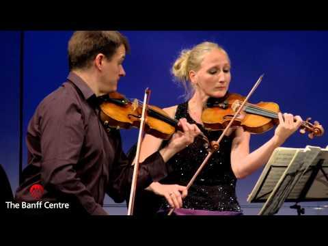 BISQC 2013 - Navarra String Quartet - Beethoven Quartet in E minor