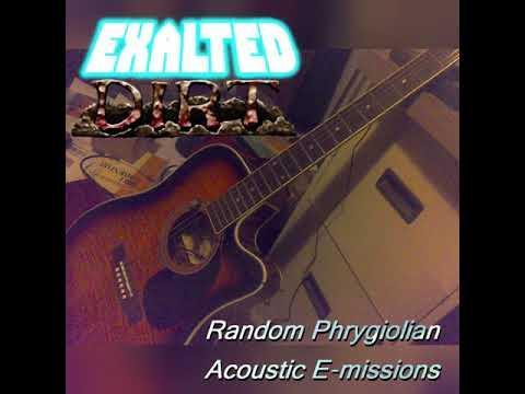 Random Phrygiolian Acoustic E-missions
