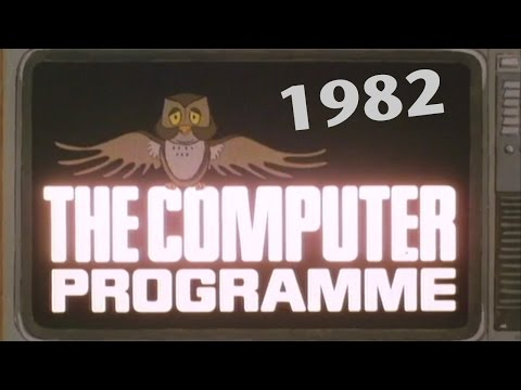 Vintage Computing 1982 - BBC's The Computer Programme Episode 1