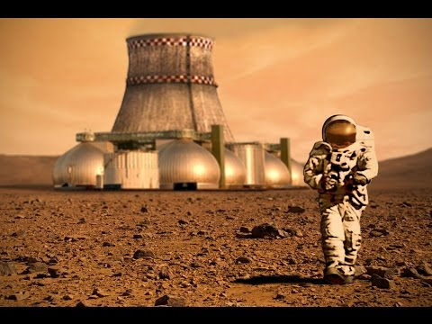 Marsa Yolculuk Mars One Projesi
