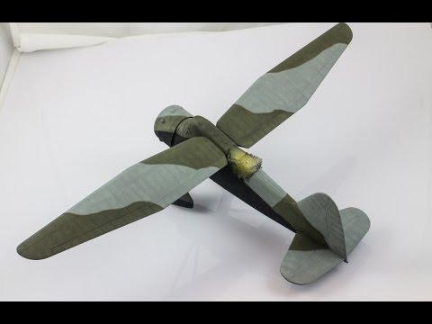 How to build Eduard's Lysander Mk.III PART 2