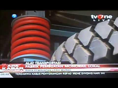 Monorail Indonesia   tvOne Part 3