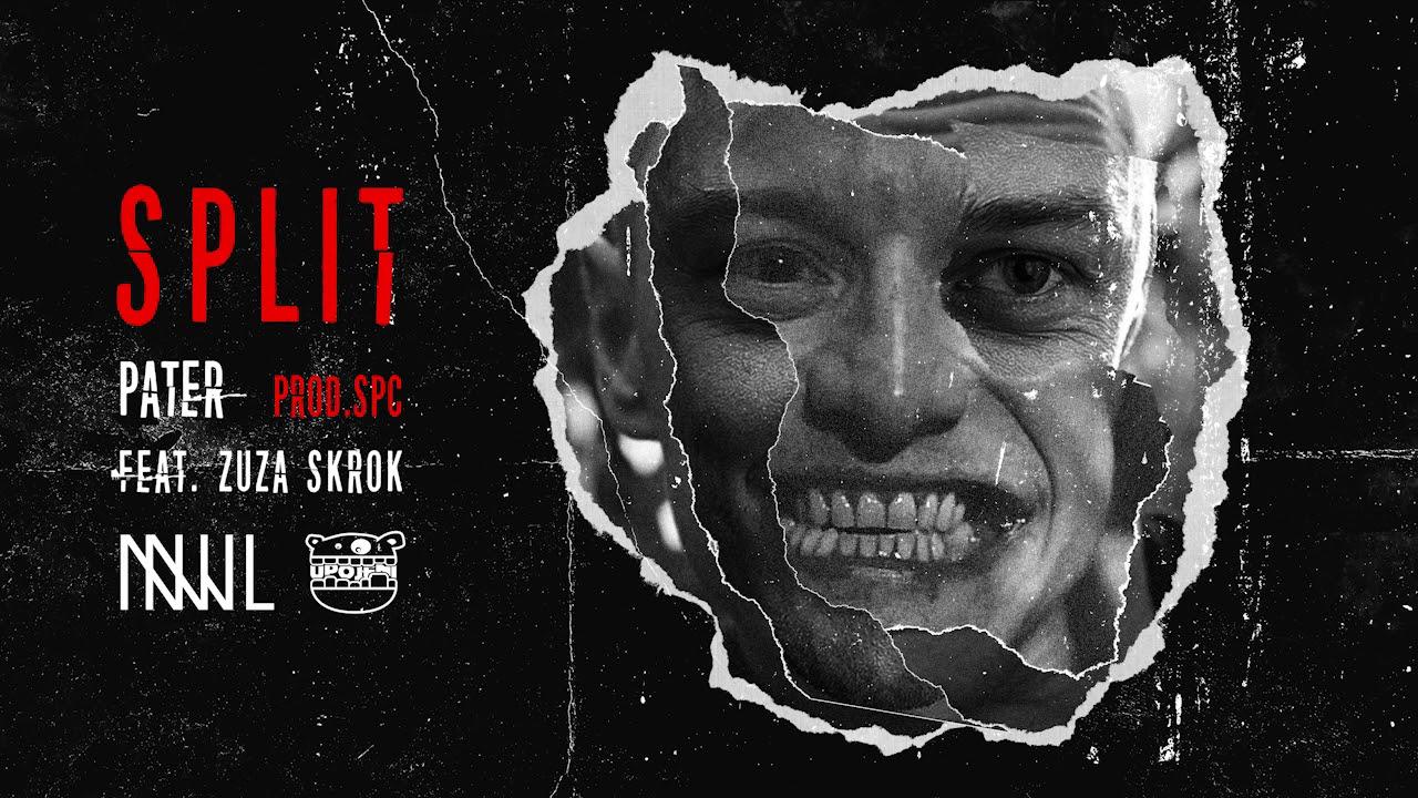 Pater - Split (feat. Zuza Skrok, prod SPC)